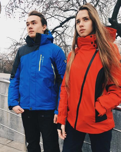 Круто когда одежда из высокотехнологичных материалов сочетает в себе авторский стиль и лучшие тенденции спортивной моды.