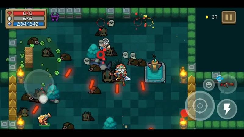 Hello World Soul Knight Лучшие Оружия в Игре ☃️🔥