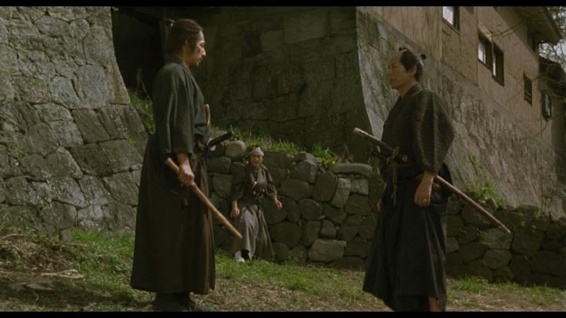 Tasogare Seibei Сэйбэй вернись домой до заката