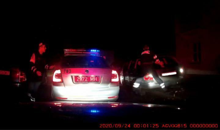 Водителя, который скрылся сДзержинского, когда силовики громили авто, будут суд...