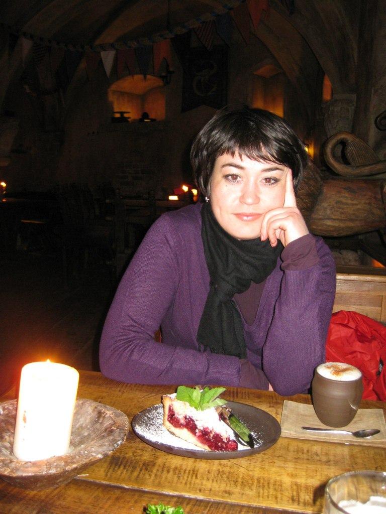 Оксана Темирканова, Санкт-Петербург - фото №1