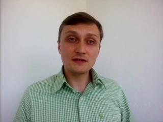 """Пример видео-резюме на программу """"Учитель английского языка в Китае"""" от Владимира"""