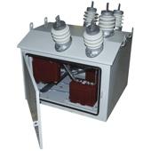 Пункт коммерческого учета электроэнергии ПКУ-10 кВ 2ТТ-3ТН