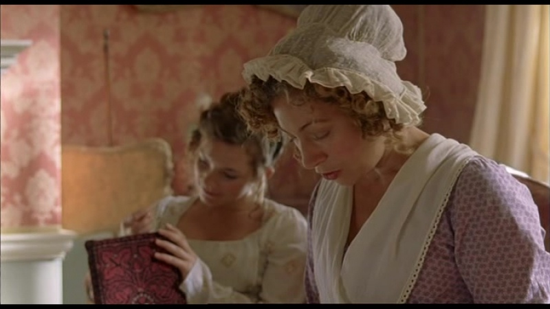 Ожившая книга Джейн Остин Lost in Austen 2008 1 Часть