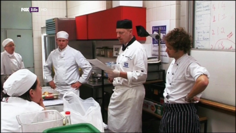 Кухня Джейми Оливера Австралия Jamie's Kitchen Australia