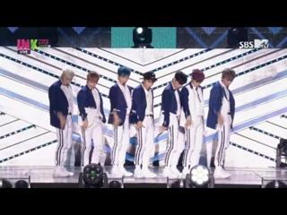 ONF - On/Off @ 2017 INK Incheon K-Pop Concert 170909