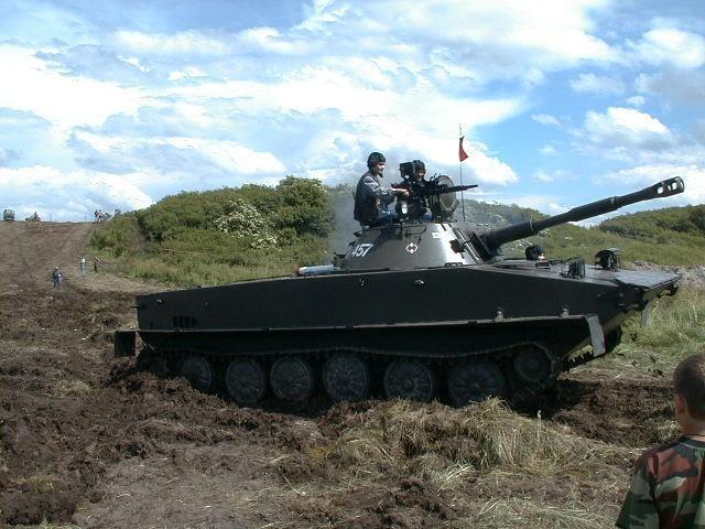 ТАНК ПТ-76, изображение №4