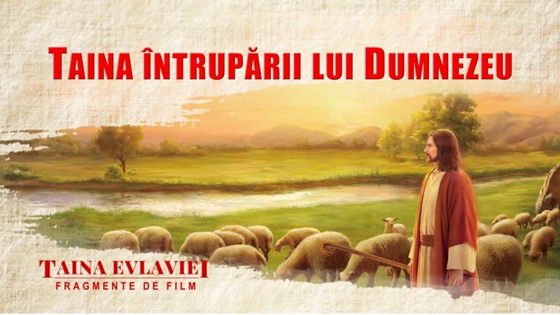 """Segment de film creștin """"Taina Evlaviei"""" Taina întrupării lui Dumnezeu"""