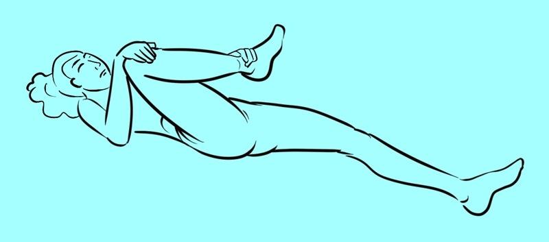 2 простых упражнения для разблокировки седалищного нерва, изображение №2