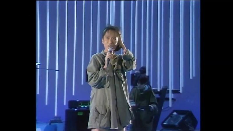 Yapoos - Like an Archangel (大天使のように) - NHK TV, 1988