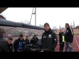 Динамо Берлин - Ауэрбах 0:3 (0:2)