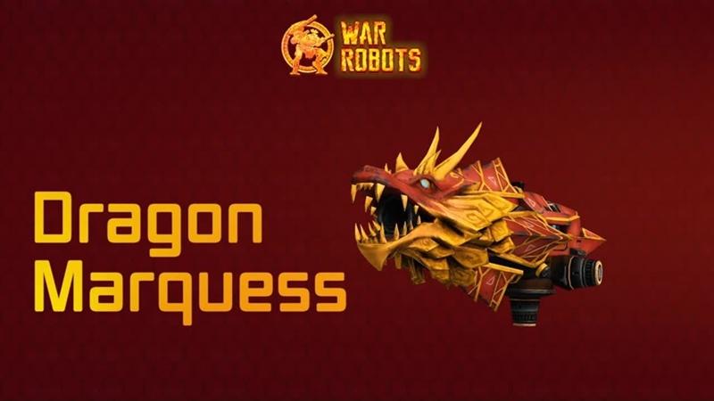 Dragon Edition в Hongbao Lottery Dragon Marquess RUS