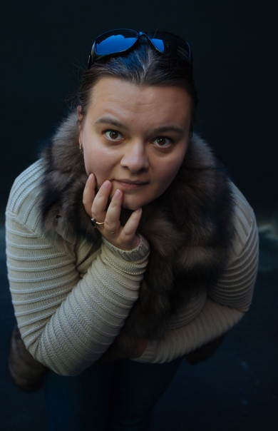 Ольга Бакина, Москва, Россия