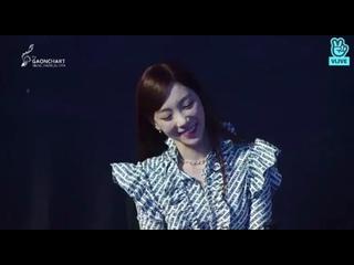 [200108] taeyeon at Gaon Chart Music Awards 2019