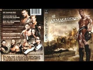 มวยปล้ำพากย์ไทย WWE Armageddon 2007 Part 2 ครับ พี่น้อง เครดิตไฟล์ กลุ่มมวยปล้ำพากย์ไทย