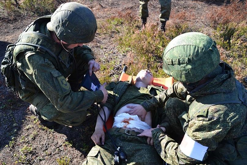 Вынос раненых, изображение №1
