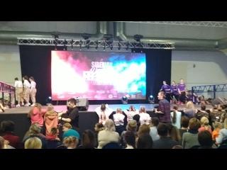 SIBERIAN DANCE CONTEST 8 Марта 2020г. 🏆(МВДЦ Сибирь) FEI CREW 1 место 🥇💥🔥