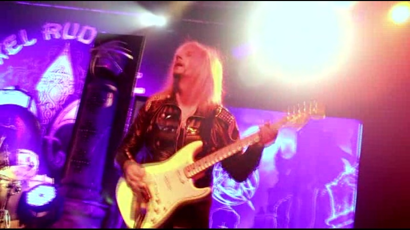 Axel Rudi Pell Live on Fire 2013