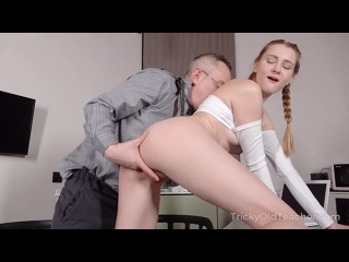 Ivi Rein (Sexy outfit earns an honors degree and orgasm)[Old and Young, Hardcore, Teen, Reality,Blowjob, Teacher, Shaved, 1080p]