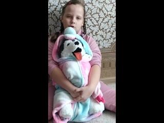 """Овечкина Полина, победитель конкурса чтецов """"Стихи о семье"""" 2020"""