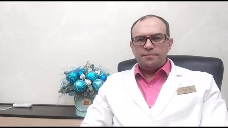Главный врач ЦК МСЧ имени В.А. Егорова Юрий Келин поздравил жителей региона с праздником