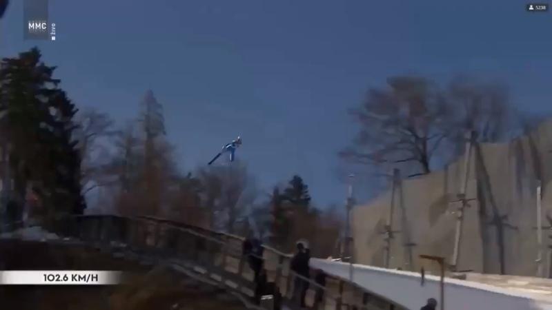 Норвежский прыгун с трамплина Даниэль Андре Танде потерял сознание после падения на этапе Кубка мира
