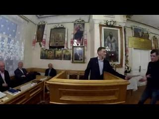 Беседа. Родословная Иисуса Христа. Свидетельство-Андрей Первозванный-Мга (1)