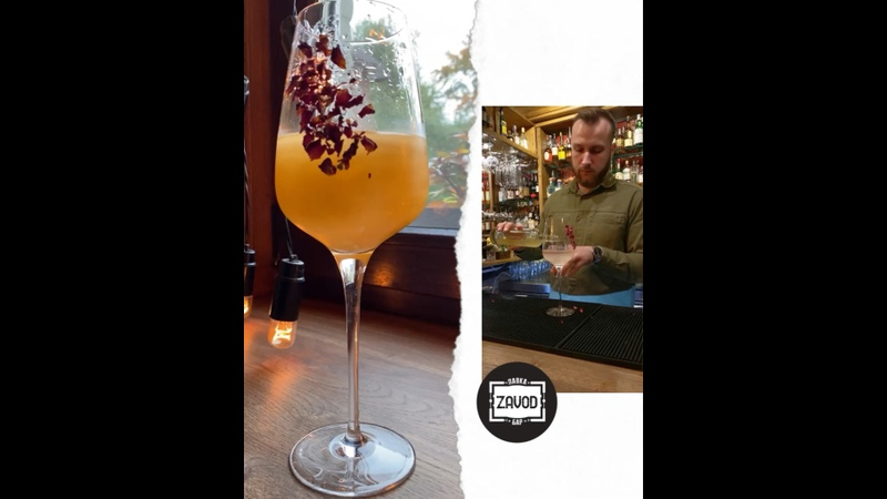 Видео от ZAVOD бар