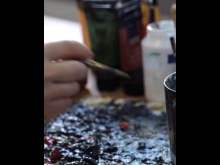 Video by VASO   Нарды с вашим рисунком