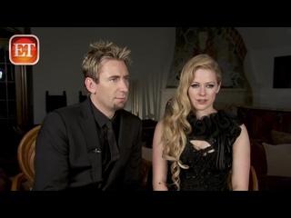 Avril Lavigne  - ET Canada Interview