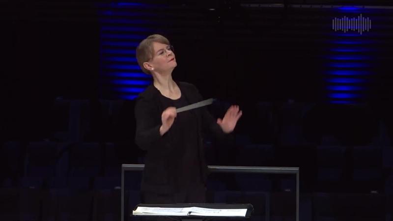 Helsinki Philharmonic, Susanna Mälkki, Claire Chase - Brander, Lara, Saariaho, Haydn (Helsinki, 3.03.2021)