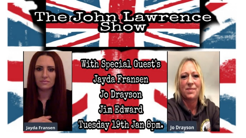 In The Box with Jayda Fransen and Jo Drayson and Jim edwards
