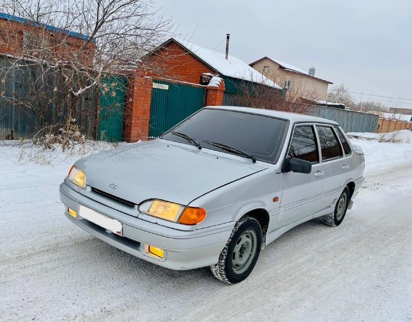 Купить ВАЗ 2115 2008 года.  Идеальное | Объявления Орска и Новотроицка №12690