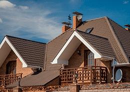 Что такое черепица для крыши?