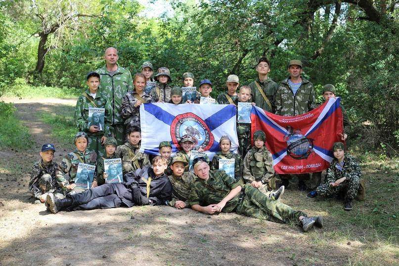 Летний лагерь «Хочу стать морпехом» открылся в Нижнем Новгороде, изображение №1