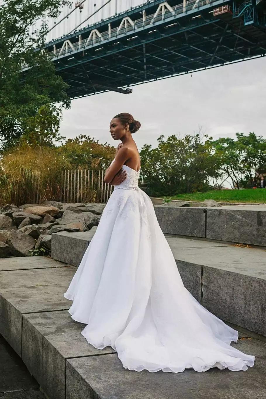 19HAhk1NVYM - 21 романтическое платье для невесты в 2021 свадебном сезоне