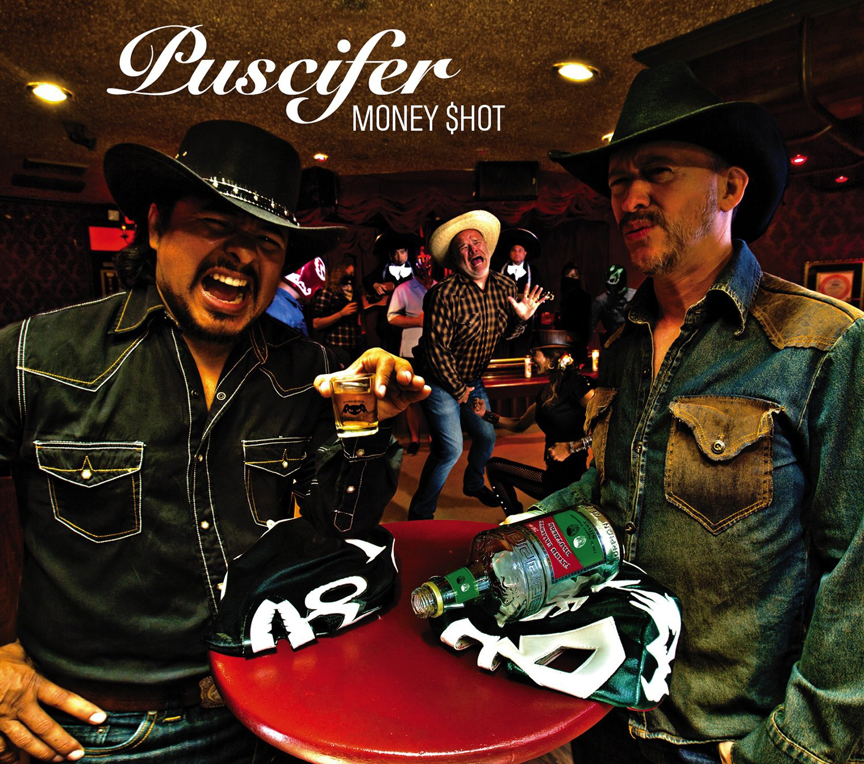 Puscifer album Money $hot