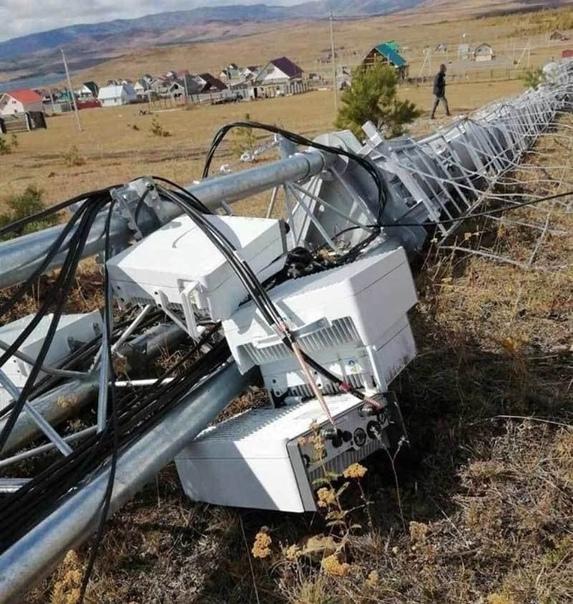 Жители башкирского села снесли не понравившуюся им...