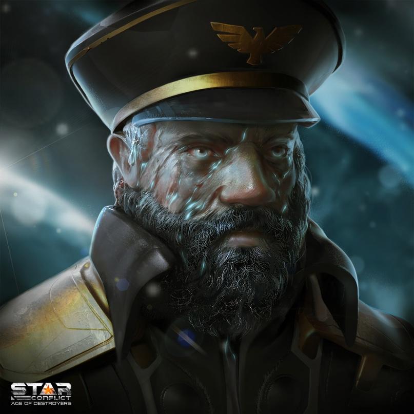 Адмирал — Ревенант Биоморф