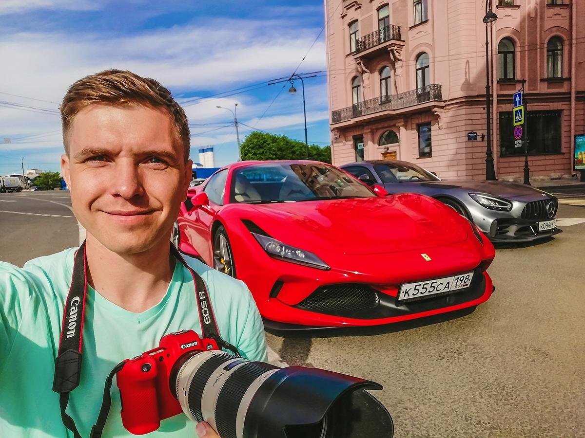 Профессиональный фотограф Междуреченск