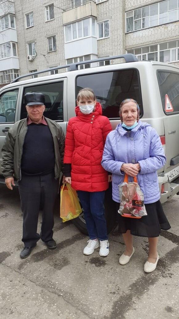 Пожилым сельчанам помогли приехать в Петровск на диспансеризацию