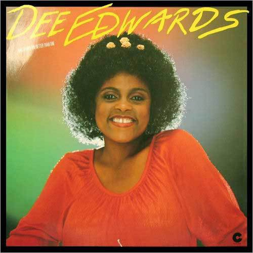 Dee Edwards album Two Hearts Are Better Than One
