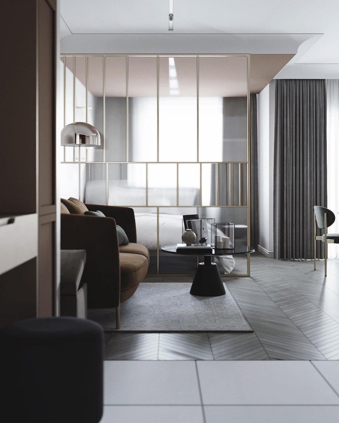 Дизайн-проект квартиры 27 кв.