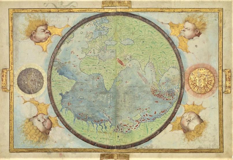 Целый мир в подарок. Атлас Миллера и чудесная космография Возрождения, изображение №1