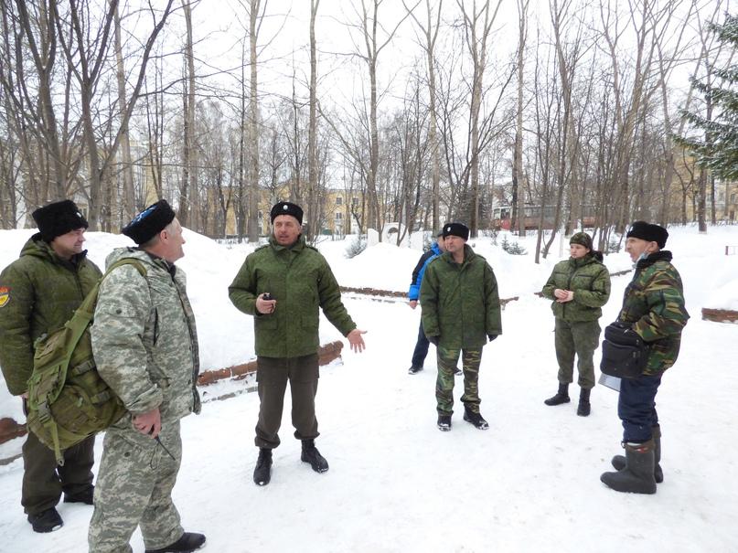 Военно—спортивная игра «Патриот», изображение №7