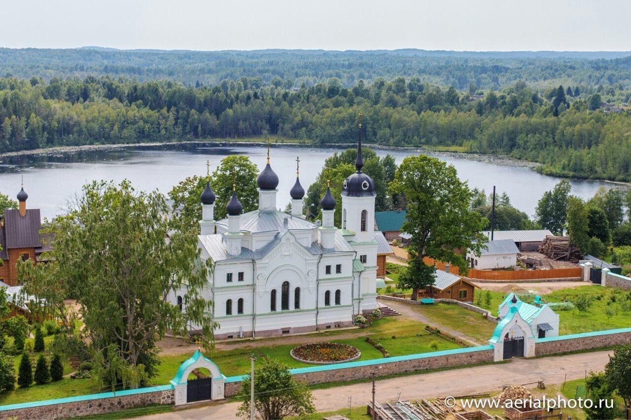 Творожковский монастырь