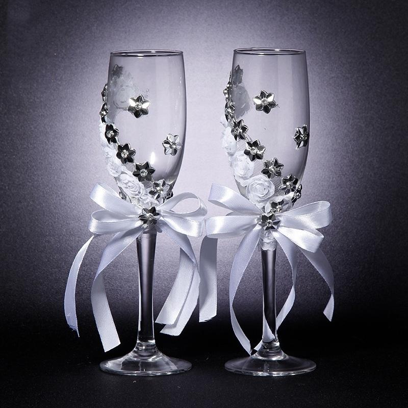 IFg6Ja Hv9Y - Красивые свадебные фужеры