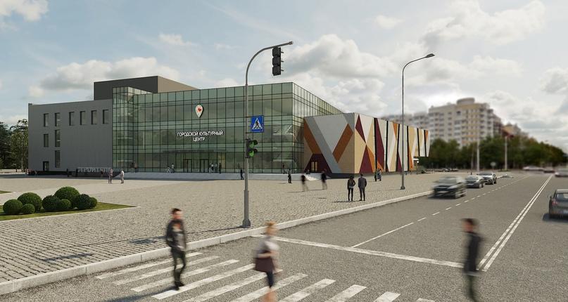 «Городские проекты в Сургуте» о реновации ДК «Строитель», изображение №3