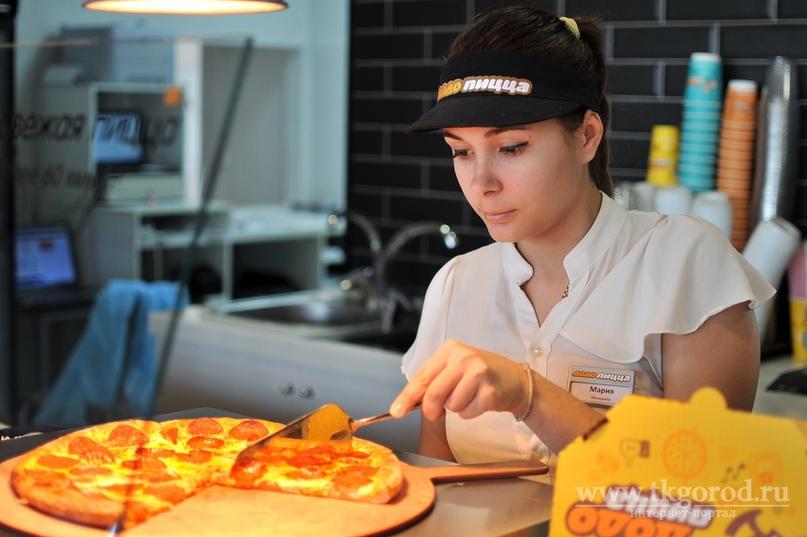 Сладкие новинки от «ДоДо Пицца» в бизнес-центре «Нагатинский»