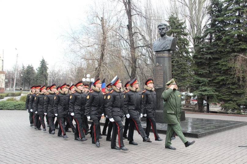 Денис Пушилин принял участие в памятных мероприятиях к 100-летию летчика-космона...
